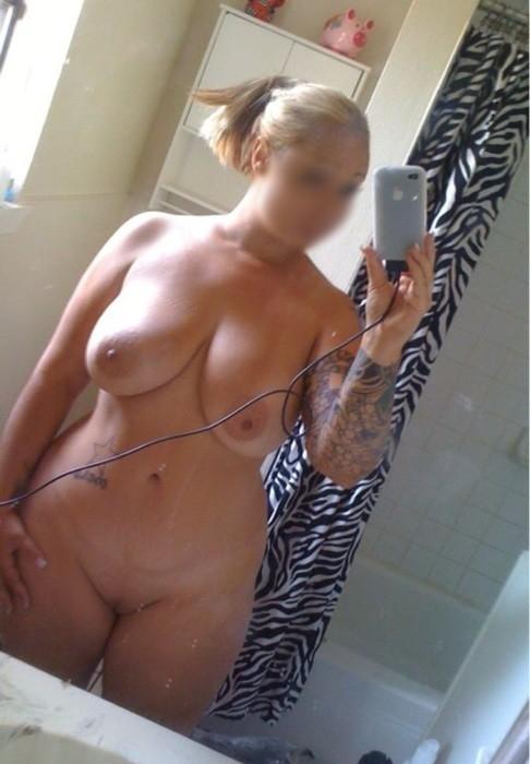 Blonde sexe